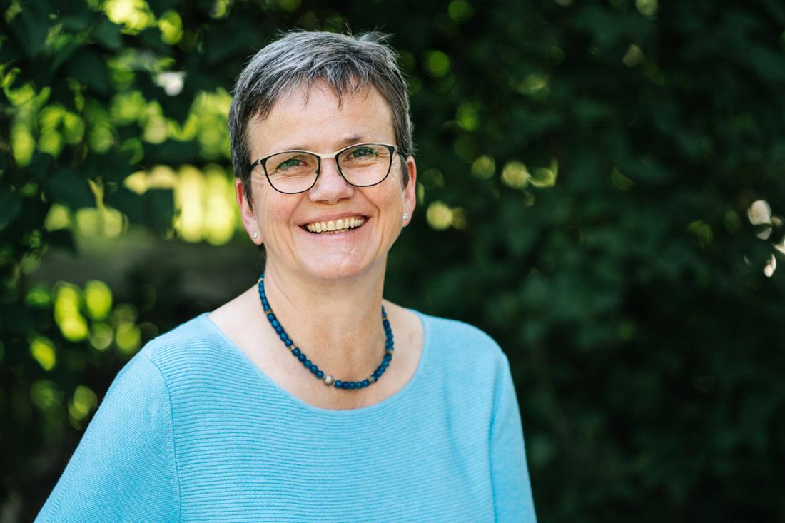 Palliativteam München West - über uns - Susanne Neuberger