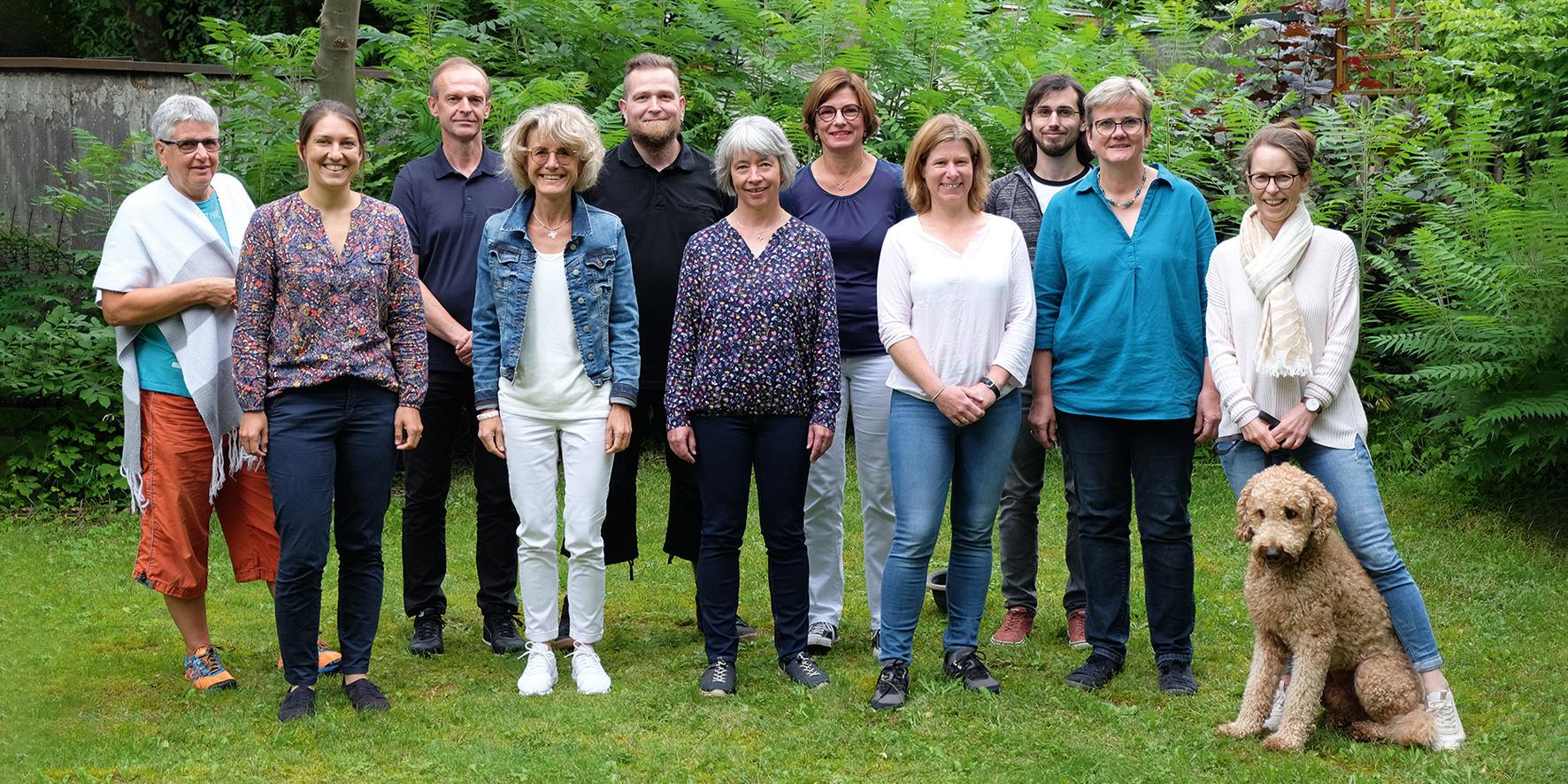 Palliativteam München West - unser Team